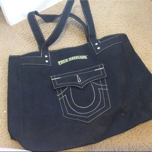 Handbags - True Religion bag, like new